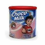 ChocoMilk Drink Mix with 16 Vitamins & Minerals Strawberry