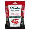 Ricola Dual Action Cough Suppressant/Oral Anesthetic Drops Cherry Cherry