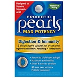 Probiotic Pearls High Potency Digestive Health Softgels