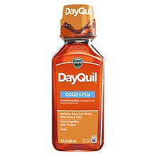 Vicks Dayquil Multisymptom Cold & Flu Relief, Non-Drowsy