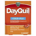 DayQuil and NyQuil Cough Cold Relief