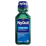 Vicks Nyquil NyQuil Cold & Flu Relief Liquid Original Flavor