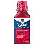 Vicks Nyquil Cough Relief Liquid Cherry