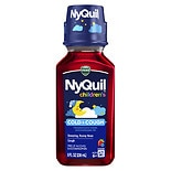 Vicks NyQuil - Children's Children's NyQuil Cold & Cough Relief Liquid Cherry Cherry Flavor