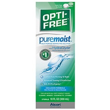 Opti-Free Pure Moist Multi-Purpose Disinfecting Solution