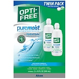 Pure Moist Multi-Purpose Disinfecting Solution Twin Pack
