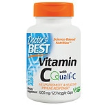 Doctor's Best Best Vitamin C, 1000mg, Veggie Caps