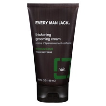 Every Man Jack Thickening Grooming Cream, Medium Hold Tea Tree