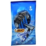 BiC Comfort 3 Sensitive for Men, Disposable Shaver