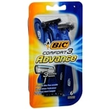 BIC Comfort 3 Advance Disposable Shavers