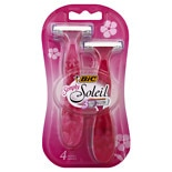 BiC Simply Soleil for Women, Disposable Shaver