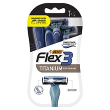 BIC Flex3 Disposable Shavers