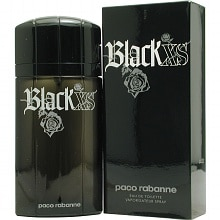 Paco Rabanne Black Xs Eau de Toilette Spray for Men