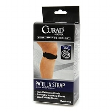 Patella Strap, Universal with Compression Pad