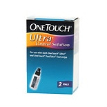 OneTouch Ultra Control Solution, Vials