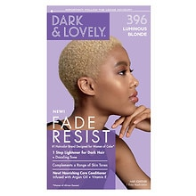 Fade-Resistant Rich Conditioning Hair Lightener, 396 Luminous Blonde