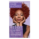 Dark and Lovely Fade-Resistant Rich Conditioning Hair Color 394 Vivacious Red