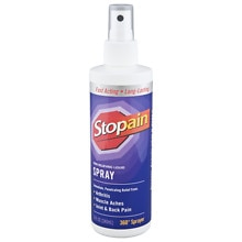 Stopain Pain Relieving Spray