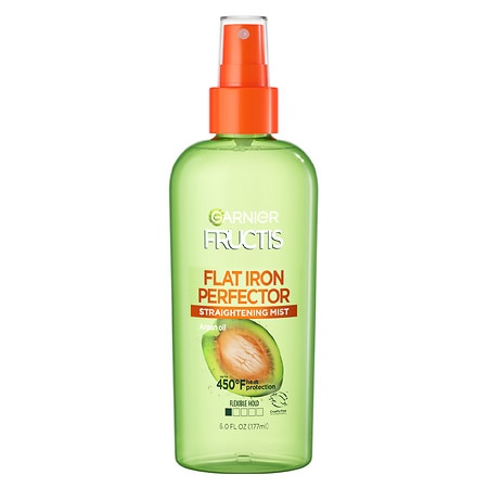 Garnier Fructis Style Sleek & Shine Flat Iron Perfector Straightening Mist