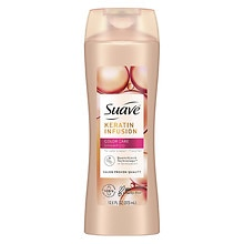 Suave Professionals Keratin Infusion Color Care Shampoo