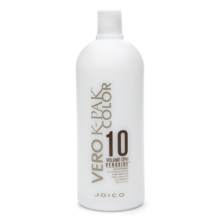 Joico Vero K-Pak Color Volume Veroxide Creme Developer, (3%) 10