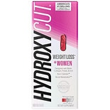 Hydroxycut Max Weight Loss Dietary Supplement Rapid-Release Liquid-Caps