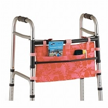 Folding Walker Bag 4001AP, Pink