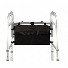 Nova Folding Walker Bag 4001BK Black