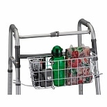 Nova Universal Folding Walker Basket