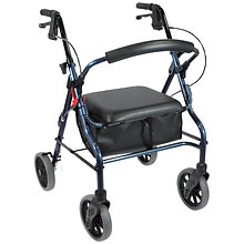 Nova Zoom 20 Rolling Walker Blue