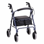 Nova Zoom 22 Rolling Walker Blue