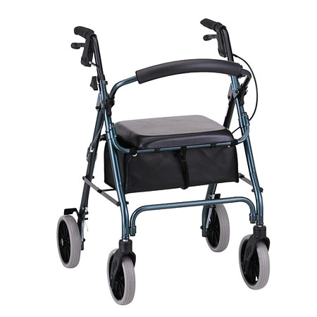 Nova Zoom 22in. Rolling Walker 4222GN Green