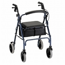 Zoom 24 Inch Walker, Blue