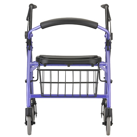 Nova Cruiser Deluxe Junior Rolling Walker Purple