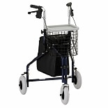 Nova Traveler 3 Wheel Walker 4900BL
