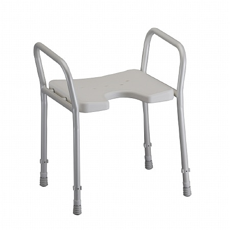 nova shower chair with arms walgreens