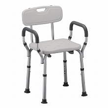 Bath Seat with Arms and Back 9026