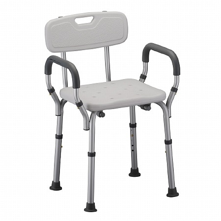 Nova Bath Seat with Arms and Back 9026