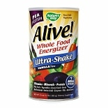 Nature's Way Alive! Whole Food Energizer Pea Protein Vanilla