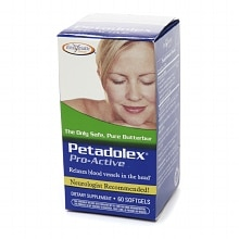 Enzymatic Therapy Petadolex8 Pro-Active, Softgels