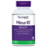 Natrol Minus-10 Cell-Rejuvenating Antioxidant, Tablets
