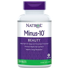 Minus-10 Cell-Rejuvenating Antioxidant, Tablets