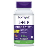 Natrol 5-HTP 100mg Fast Dissolve Tablets Berry