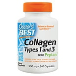 Doctor's Best Best Collagen Types 1 & 3 Capsules