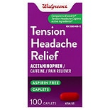 Walgreens Pain Relief