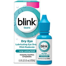 Tears Lubricating Eye Drops, Mild-Moderate Dry Eye