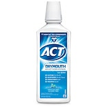 ACT Total Care Dry Mouth Anticavity Mouthwash Soothing Mint