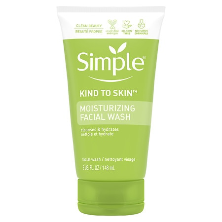 Moisturizing Facial Wash