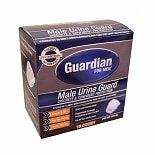Guardian for Men Male Urine Guard, 10 ct