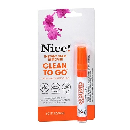 Nice! Clean to Go Instant Stain Remover